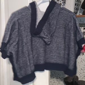 Old Navy Shirts & Tops - 🔥🔥LITTLE GIRL PONCHO 😘🔥